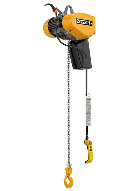 EQ-series-Electric Chain Hoist
