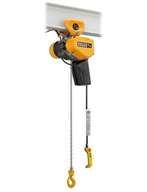EQSP-electric-chain-hoist-Plain-trolley-1