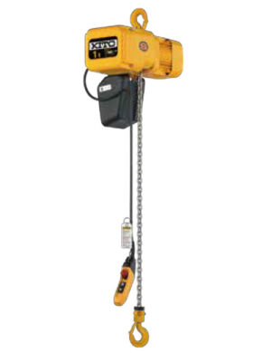 ER2-Electric Chain Hoist-Single Speed-1