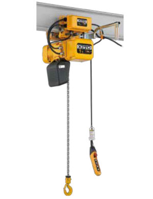 ER2M-Electric-Chain-Hoist-Single Speed