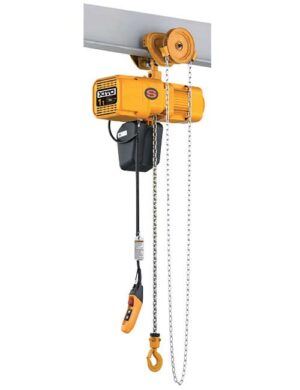 ER2SG-Electric-Chain-Hoist-Dual-(Plain-trolley)-1