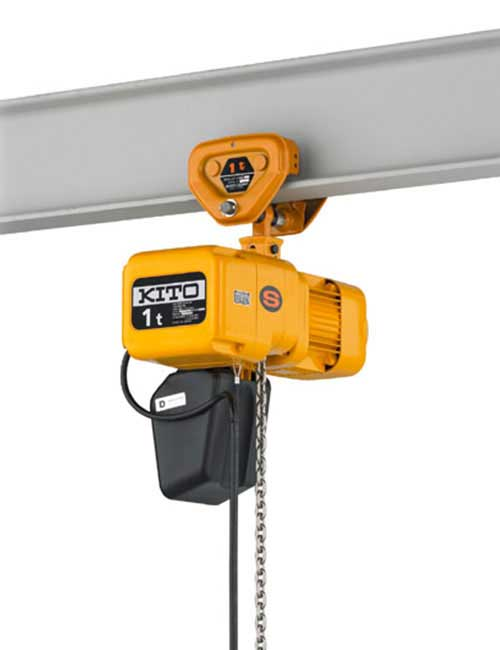 ER2SP-Electric-Chain-Hoist-Dual-(Plain-trolley)-2