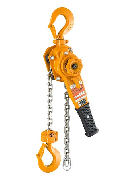LB-series-Manual-Chain-Hoist