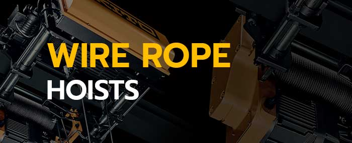 Wire-Rope-Hoist-Menu